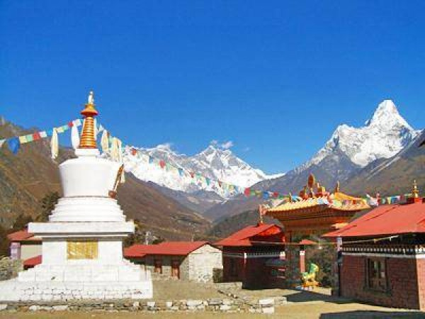 Langtang trek in nepal - make a price comparison and reviews Today the valley continues