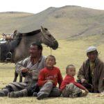 Mongolia : a rustic study