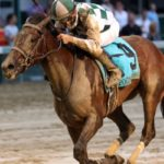 Pocahontas champion daddys lil darling tops field of 14 for keeneland's opening-day darley alcibiades