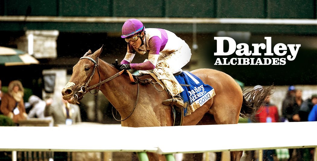 Pocahontas champion daddys lil darling tops field of 14 for keeneland's opening-day darley alcibiades For Recognition