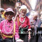 Tibetan people and existence: occupants, language, population