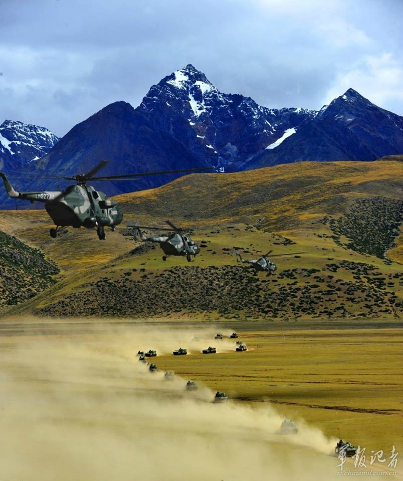 Trouble in tibet : nature news & comment the bigger pastures, where