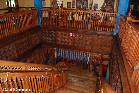 Yak & Yeti Staircase